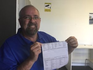 Drivers license Caboolture